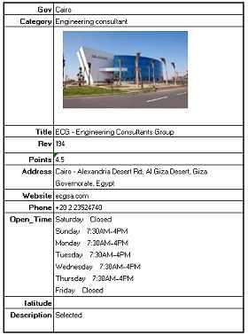 Engineering Consultants Egypt
